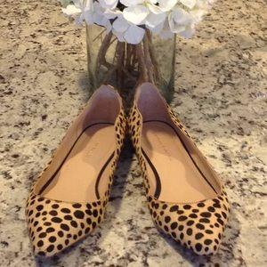 Loeffler Randall - Milla Cheetah Flats - Sz 10